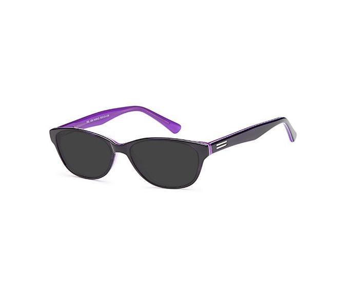 SFE-9545 sunglasses in Purple
