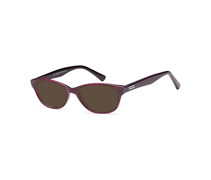 SFE-9545 sunglasses in Mauve