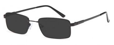 SFE-9561 sunglasses in Black