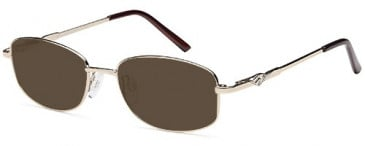 SFE-9614 sunglasses in Gold