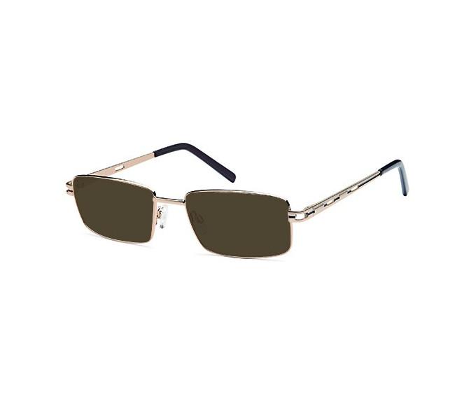 SFE-9656 sunglasses in Gold