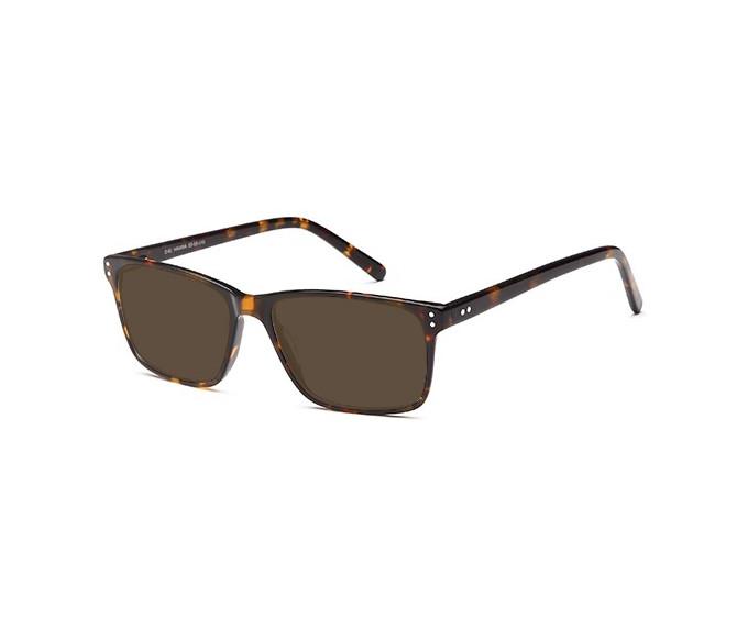 SFE-9504 sunglasses in Havana