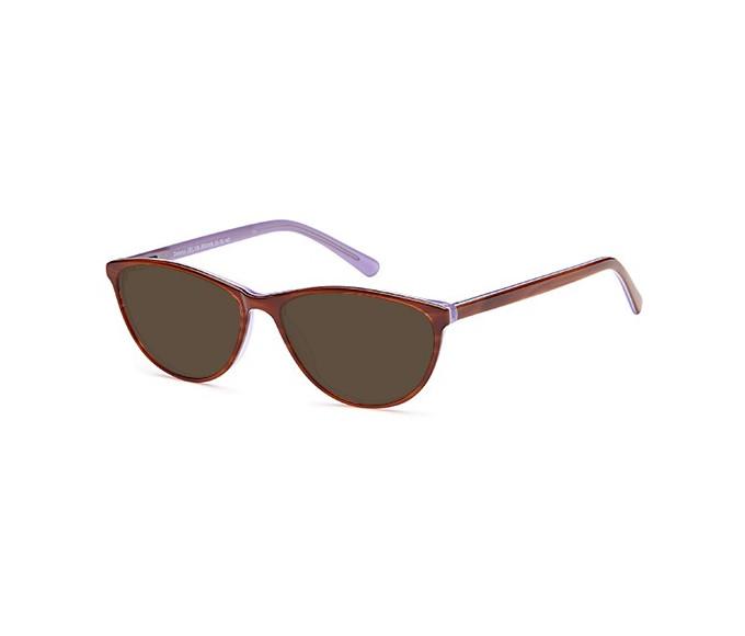 SFE-9544 sunglasses in Brown