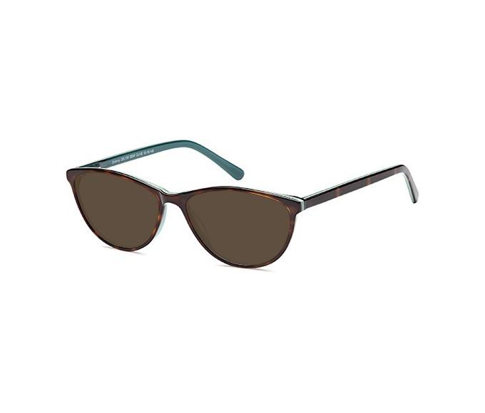 SFE-9544 sunglasses in Demi/Olive