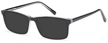 SFE-9602 sunglasses in Black