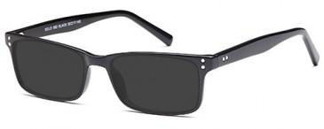 SFE-9603 sunglasses in Black