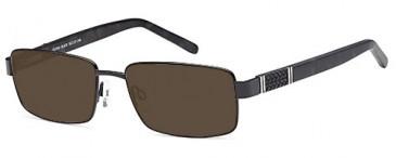 SFE-9653 sunglasses in Black