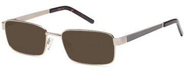 SFE-9655 sunglasses in Gold