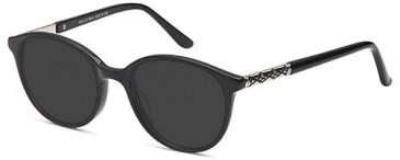 SFE-9537 sunglasses in Black