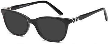 SFE-9538 sunglasses in Black
