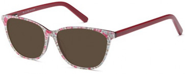 SFE-9540 sunglasses in Pink
