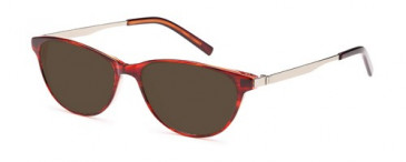 SFE-9551 sunglasses in Brown
