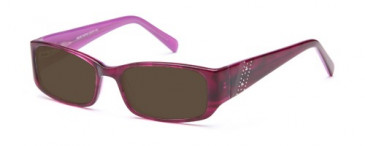 SFE-9552 sunglasses in Purple