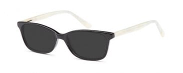SFE-9553 sunglasses in Black