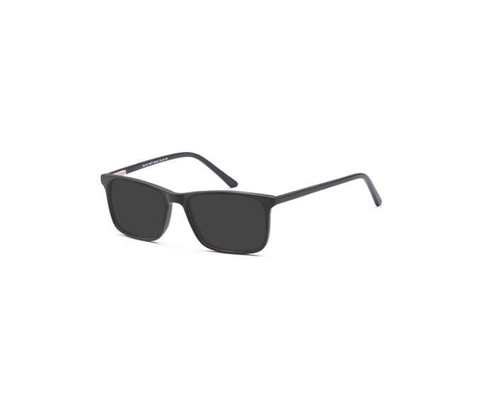 SFE-9555 sunglasses in Matt Black