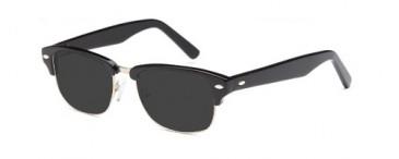 SFE-9557 sunglasses in Black