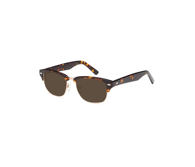 SFE-9557 sunglasses in Havana
