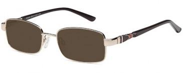 SFE-9563 sunglasses in Gold
