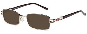 SFE-9564 sunglasses in Gold