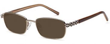 SFE-9567 sunglasses in Bronze