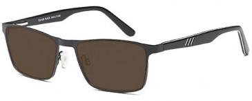 SFE-9644 sunglasses in Black