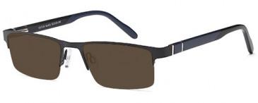 SFE-9645 sunglasses in Black