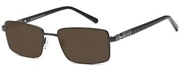SFE-9646 sunglasses in Black