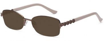 SFE-9649 sunglasses in Bronze