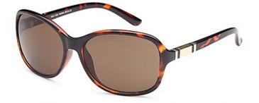 SFE-9685 Sunglasses in Havana