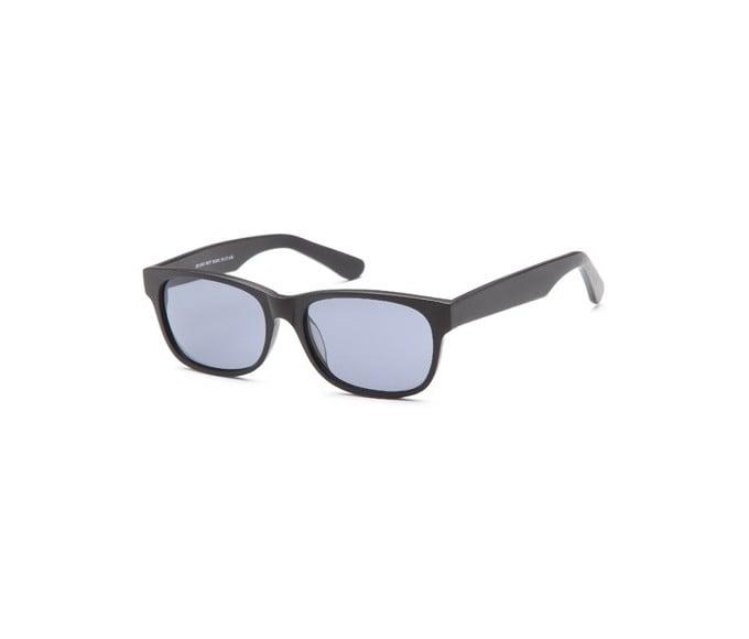 SFE-9669 Sunglasses in Matt Black