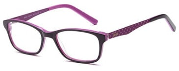 Barbie BB403 kids glasses in Purple