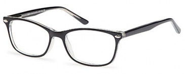 BMX BMX65 kids glasses in Black