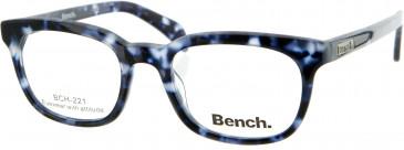 Bench 221 glasses in Blue