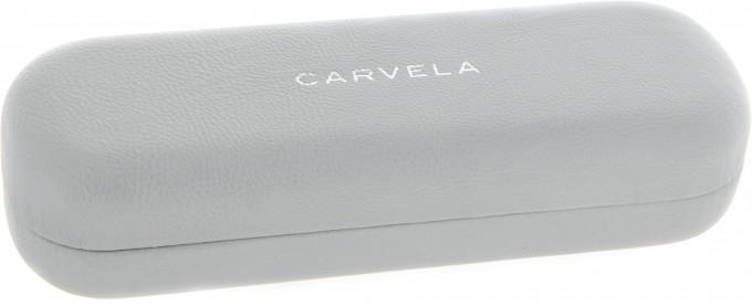 Carvela glasses case in white