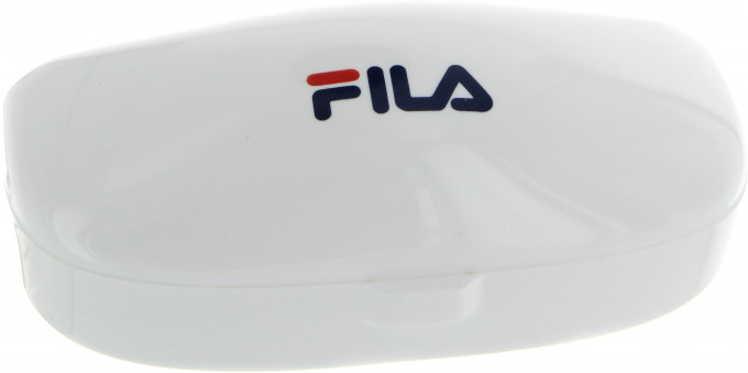 Fila glasses case in white
