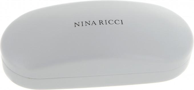 Nina Ricci glasses case in white