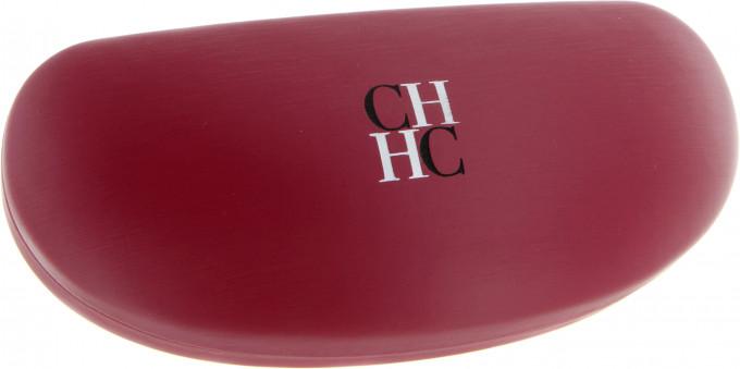Carolina Herrera glasses case in red