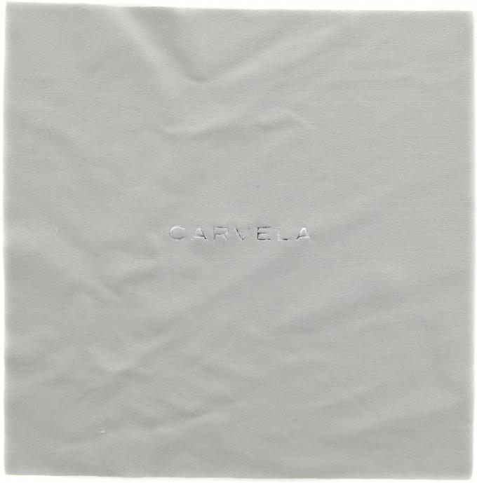 Carvela lens cloth in Grey/Silver