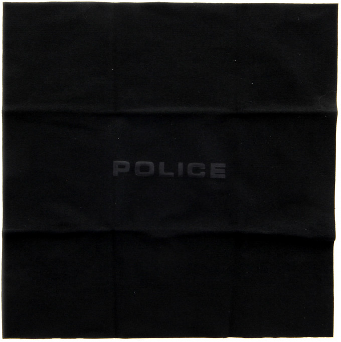 Police cloth Black