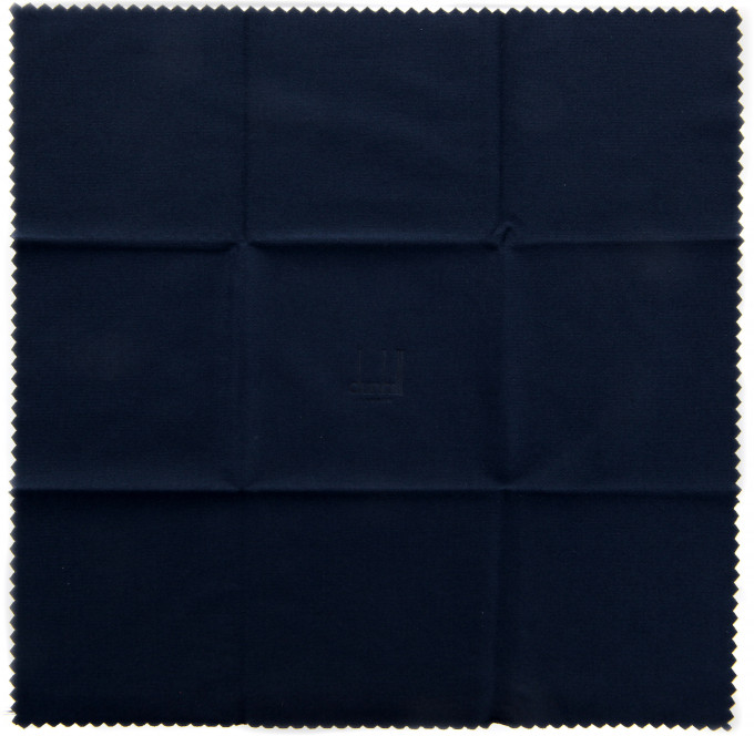 Dunhill cloth Navy
