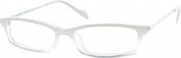 Jai Kudo 1802 in White/Clear