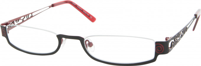 Andrew Actman Sylph in Black/Red
