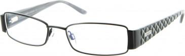 Jaeger Metal Prescription Glasses Black