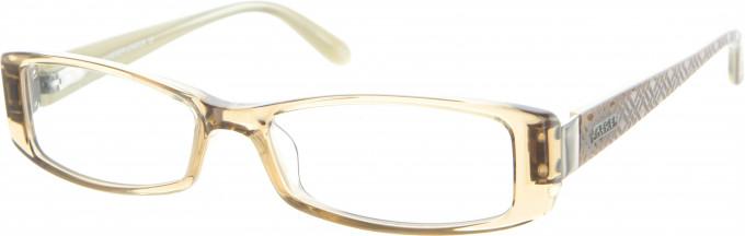 Jaeger Plastic Prescription Glasses Tan