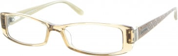 Jaeger Plastic Prescription Glasses Tan