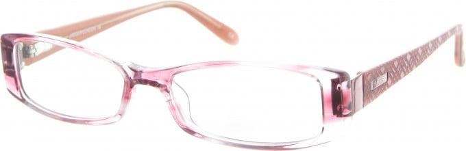 Jaeger Plastic Prescription Glasses Salmon