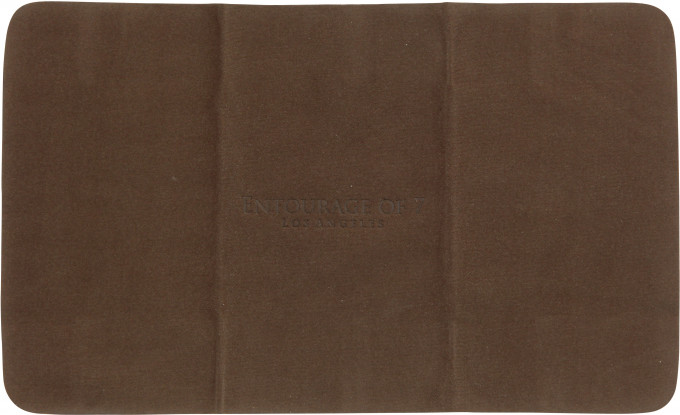 Entourage of 7 cloth in Brown