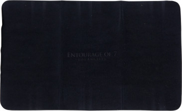 Entourage of 7 Designer Cloth