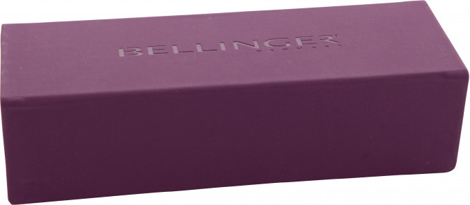Bellinger glasses case in Plum