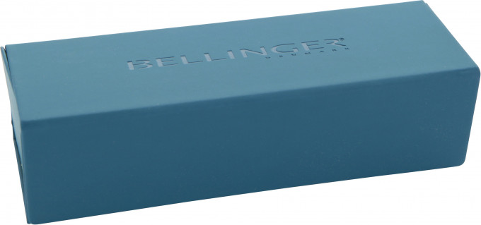 Bellinger glasses case in Teal